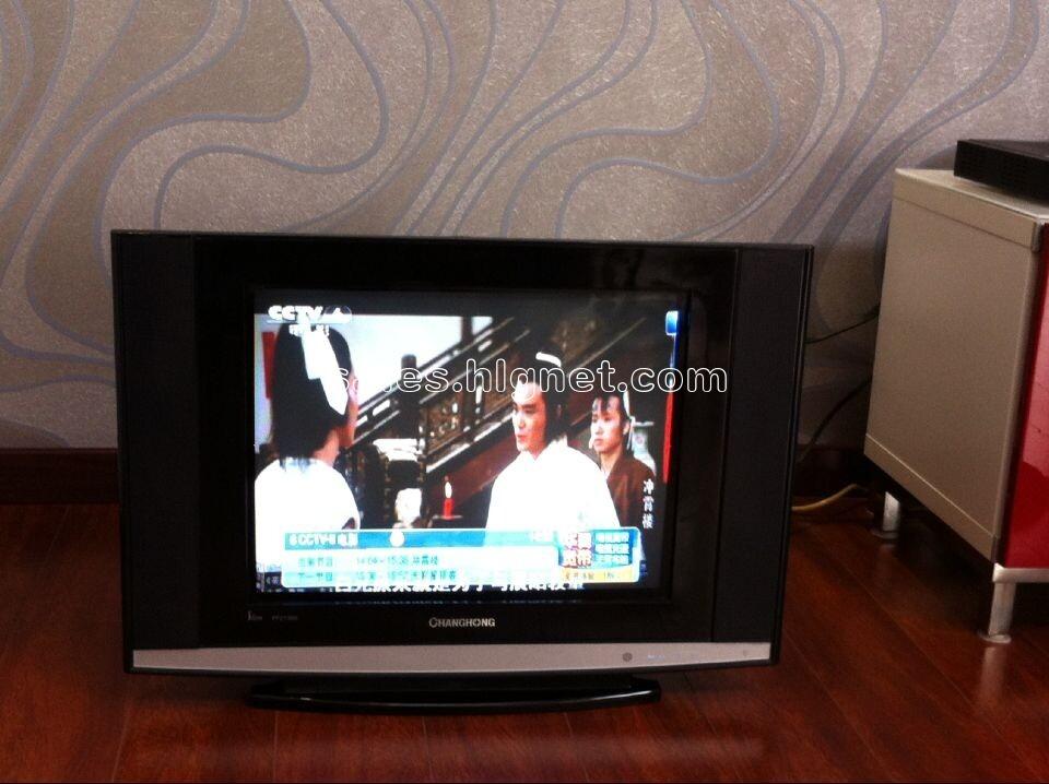 长虹21寸电视,转让