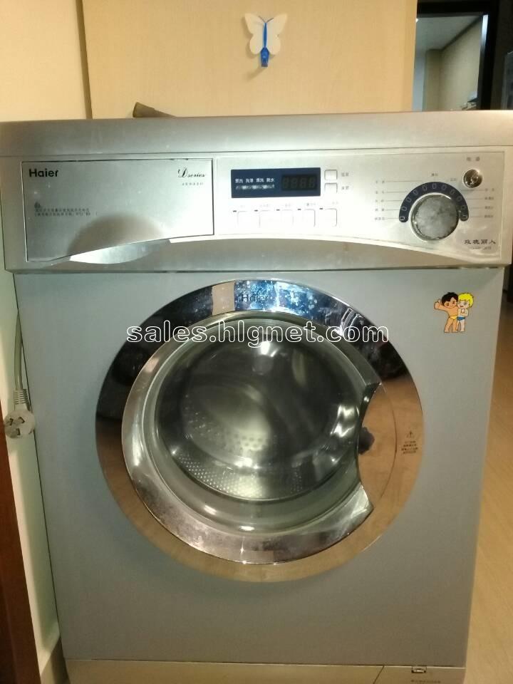 海尔玫瑰丽人超薄转筒洗衣机转让