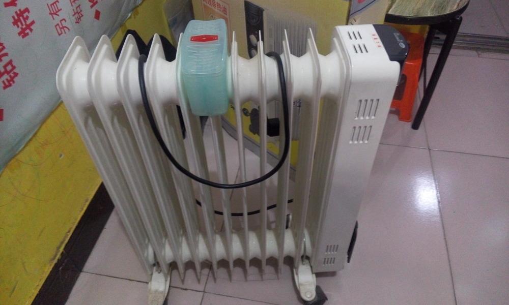 先锋室内加热器(电热油订)九层新.