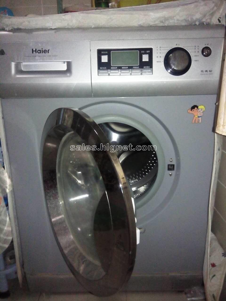 转让旧海尔滚筒洗衣机