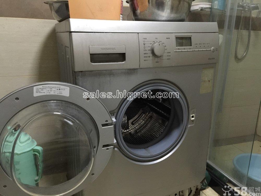 siemens洗衣机使用步骤