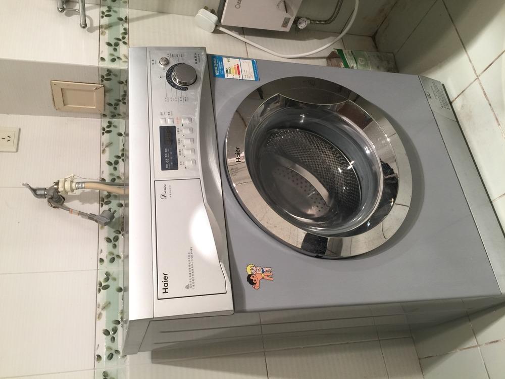 海尔全自动滚桶洗衣机600元,3.康佳34英寸彩色电视 200元,4.